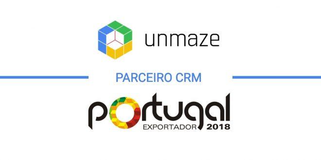 Unmaze Parceiro CRM Portugal Exportador