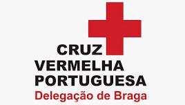 Cruz Vermelha Braga: Logo
